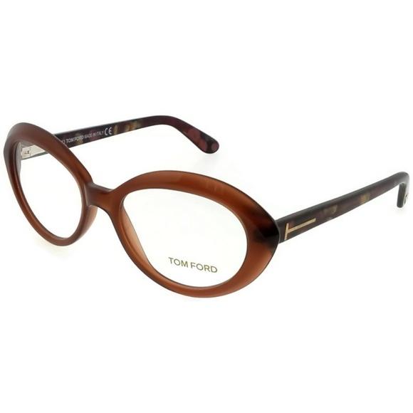 5bacdd76fc2 TF5251-050 Women s Brown Frame Eyeglasses